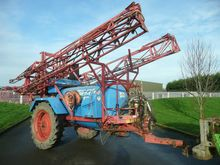1995 GEM TRAILED SPRAYER traile