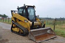 2012 CATERPILLAR 259 B3 compact
