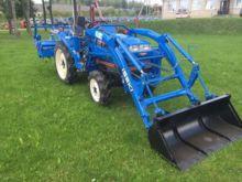 ISEKI TA-207 mini tractor