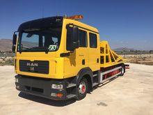 2007 MAN TGL 12.240 tow truck
