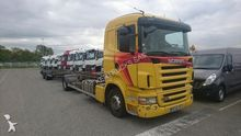 Used 2007 SCANIA R 3