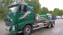 2007 VOLVO FH440 Hook trailer (