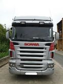 2005 SCANIA R 420 tractor unit
