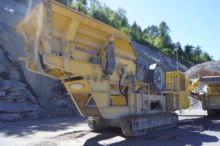 2014 KEESTRACK crushing plant