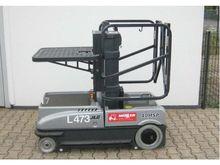 Used 2013 JLG 10MSP