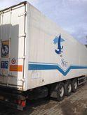 1993 KÖGEL refrigerated trailer
