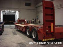 DONAT 2 Axle Lowbed Semitrailer