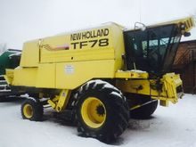 Used 1996 HOLLAND TF
