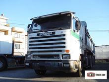 1994 SCANIA 113P tractor unit