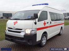 TOYOTA HiAce Ambulance 4x4 NEW