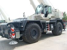 2013 RT100 on chassis TEREX RT1