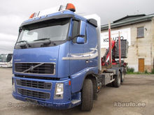 2004 VOLVO FH16 timber truck