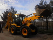 Used 2009 JCB 4CX ba