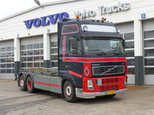 2007 VOLVO FH 480 cable system