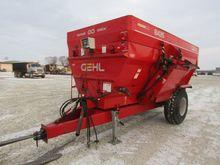 GEHL 8435 feed mixer