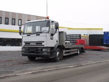 1999 IVECO flatbed truck