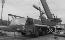 1999 TEREX DEMAG AC120 mobile c