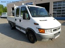 2002 IVECO DAILY dump truck