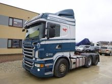 2011 SCANIA R560 tractor unit