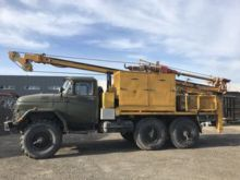 2007 ZIL H30SL drilling rig