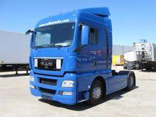 2012 MAN TGX - German Truck tra