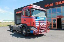 Used 2000 SCANIA R14