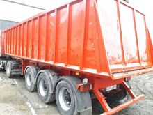 2005 JANMIL tipper semi-trailer