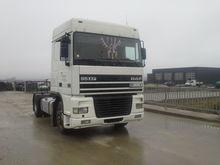 2001 DAF XF 95 480 tractor unit