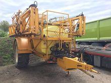 2002 DUBEX Mentor 9804 mounted