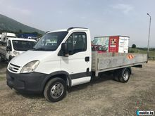 2008 IVECO Daily 35C15 flatbed