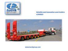 LOWBED low loader trailer