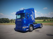 Used 2008 SCANIA R 4