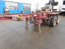 1982 PACTON Chassis container c
