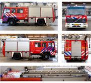 1991 VOLVO FL614 fire truck