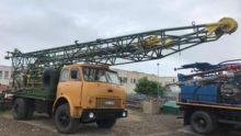 1987 MAZ URB 3A3 drilling rig