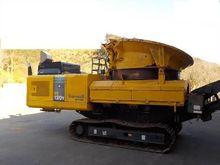 2001 KOMATSU BR120T crushing pl