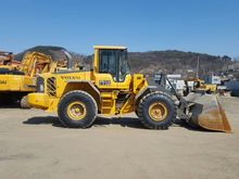 2010 VOLVO L120F, 12,000 HOURS,