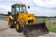 2001 JCB 2CX STREETMASTER backh