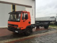 2000 DAF 45.160 chassis truck