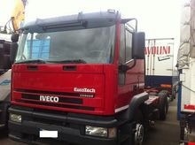 Used 2003 IVECO chas