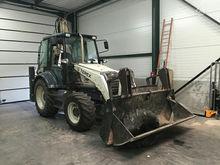 2007 TEREX 880SX, excavator loa
