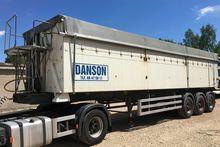 2006 DANSON tipper semi-trailer