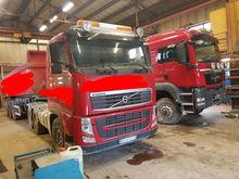 2012 VOLVO fh 540 tractor unit