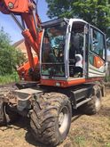 2006 ATLAS 1505M wheel excavato
