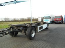 2006 KRONE AZW18 container chas