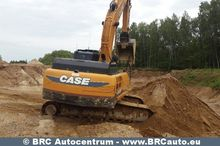 CASE CX300C tracked excavator