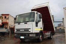 2000 IVECO IVECO 80 E18 dump tr