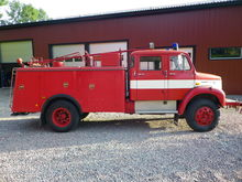 1970 SCANIA L50 S42-120 - Old-t