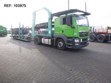 2009 MAN TGS18.360 tractor unit