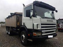 2003 SCANIA 94 C dump truck